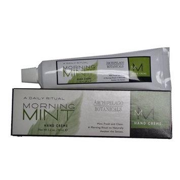 Archipelago Botanicals Morning Mint Hand Creme 3.2 oz