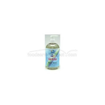 Rainbow Research Baby Oh Body Wash Scented 16 Oz