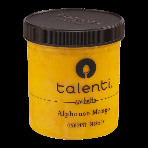 Talenti Alphonso Mango Sorbetto