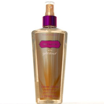 Victoria's Secret Fantasies True Luxury With Gold Dust Fragrance Mist