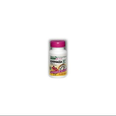 Nature's Plus Echinacea Extract 375mg Time Release - 30 - Sustained Release Tablet