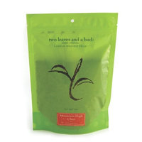 Two Leaves And A Bud Two Leaves Tea Company Organic Mountain High Chai Black Loose Tea, 0.5lb Resealable Pouches (Pack of 3)