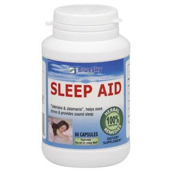 Blue Sky BlueSky Herbal Sleep Aid Dietary Supplement Capsules