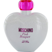 Moschino Pink Bouquet 244696 Body Lotion 6.7-Oz