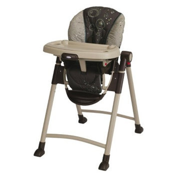 Graco Contempo Highchair - Scribbles