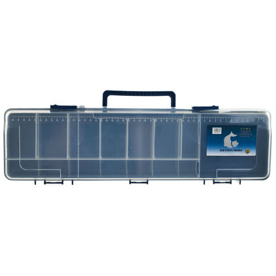 Gone Fishing SET OF 2 Multi-Compartment Fishing Tackle Box