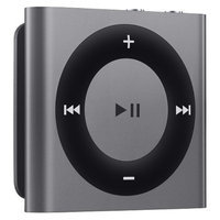 Apple iPod shuffle 2GB MP3 Player - Space Gray (ME949LL/A)
