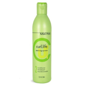 Curl Life by Matrix Curl.life By Matrix Defining System 2 Conditioner 13.5 Ounces