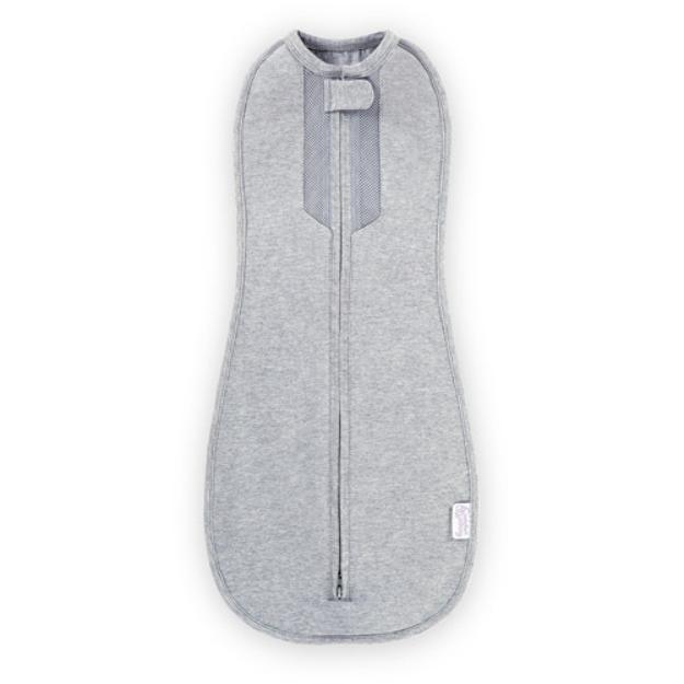 Comfort & Harmony Peanut Air Swaddle Goodnight Grey 3-6M