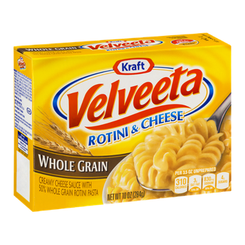 Kraft Velveeta Rotini & Cheese Whole Grain