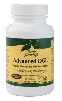 EuroPharma - Terry Naturally Advanced DGL - 60 Capsules