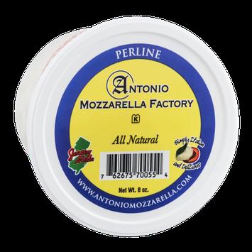 Antonio Mozzarella Factory Fresh Mozzarella Perline