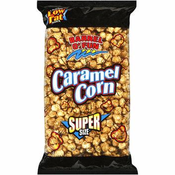 BARREL O'FUN SNACK FOOD CO Barrel O' Fun Caramel Corn
