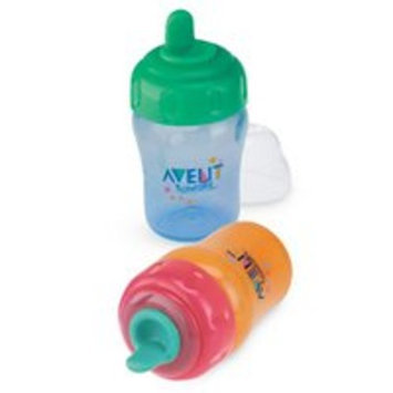 Philips AVENT Soft Spout Magic Cup, 9 Ounce, Twin, Color May Vary (Discontinued by Manufacturer)