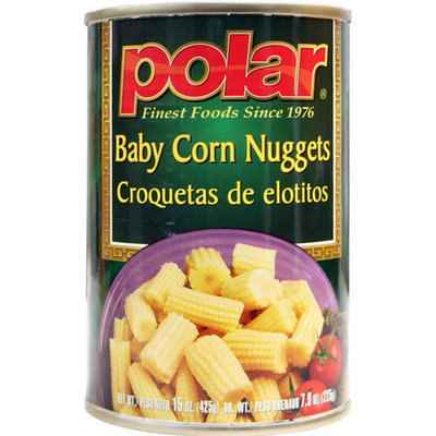 Mw Polar Polar Baby Corn Nuggets, 15 oz