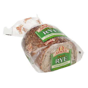 Arnold Bread Jewish Rye Everything