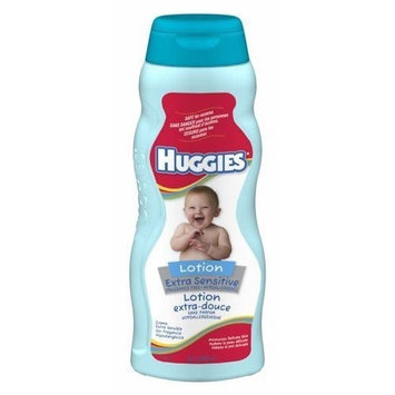 Huggies Extra Sensitive Lotion, Fragrance Free - 15 fl oz