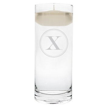 Cathy's Concepts Circle Initial Unity Candle X
