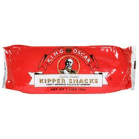 King Oscar Kipper Snacks, 3.25 Ounce Tins (Pack of 18)