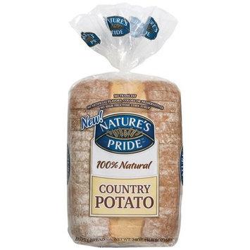 Nature's Pride Nature¬s Pride Country Potato Bakery Bread, 24 oz