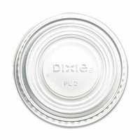 DIXIE FOODS Souffle Lids