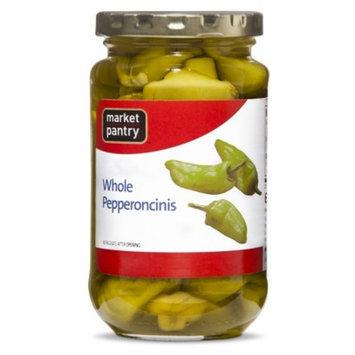 market pantry Market Pantry Medium Whole Pepperoncini 12 oz