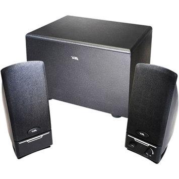 Cyber Acoustics CA-3001RB 2.1 Black Subwoofer System