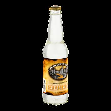 Cicero Beverage Co. Chicago Style Cream Soda