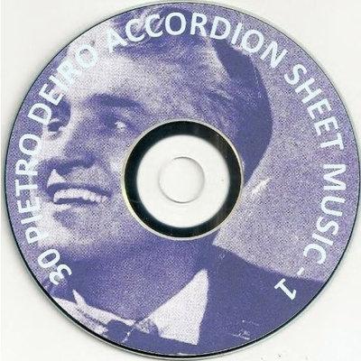 30 Pietro Deiro Accordion / Accordian Sheet Music -1