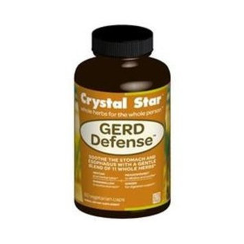GERD Defense Crystal Star 60 Caps