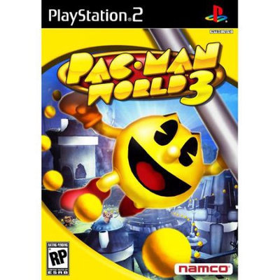 mco Hometech Pac-Man World 3 (used)