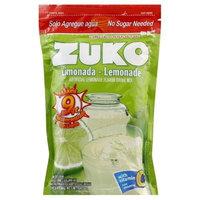 Zuko Instant Powder Drink, Lemon, 14.1-Ounce (Pack of 6)
