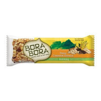 Bora Bora Island Brazil Nut Almond Energy Bar, 1.4-Ounce Bars (Pack of 12)