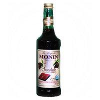 Monin Organic Chocolate Syrup 750 ml