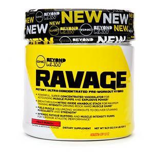 GNC Beyond RAW Ravage