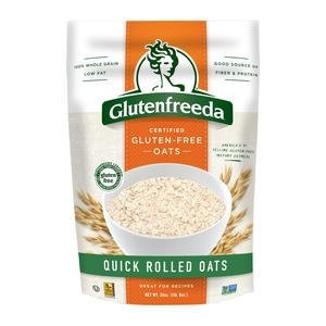 Glutenfreeda OATS, QUICK ROLLED, GF, (Pack of 4)
