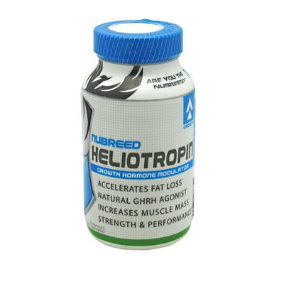 Nubreed Nutrition - Heliotropin Growth Hormone Modulator - 63 Capsules