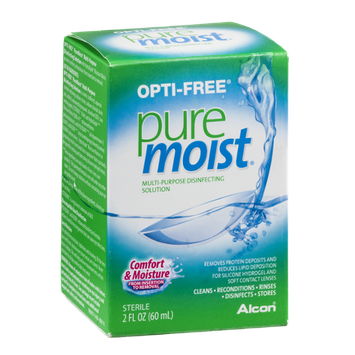 Opti-Free Pure Moist Multi-Purpose Disinfecting Contant Lens Solution