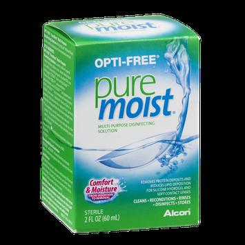 Opti-Free Pure Moist Multi-Purpose Disinfecting Contant Lens Solution