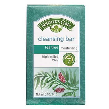 Nature's Gate Cleansing Bar Tea Tree