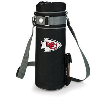Nfl - Kansas City Chiefs Picnic Time Insulated Single Bottle Wine Sack - Kansas City Chiefs