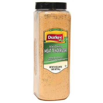 Durkee Meat Tenderizer, Seasoned, 33-Ounces Packages (Pack of 3)