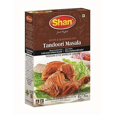 Shan Tandoori Chicken BBQ Mix 1.75 Oz