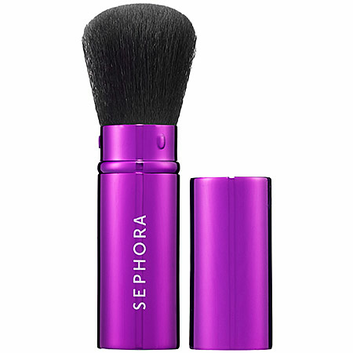 SEPHORA COLLECTION Retractable Brushes Purple Powder Brush