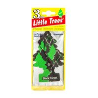 Little Tree Air Freshener - Black Forest, 3 ct