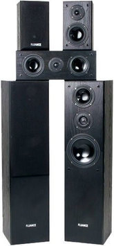 Fluance Surround Sound Home Theater 5 Speaker System