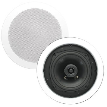 Theater Solutions In Ceiling Speakers Surround Home Theater Contractor Pair CS5C