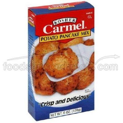 Carmel Food Potato Pancake Mix, 6 Ounce -- 12 per case.