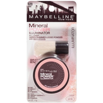 Maybelline Mineral Power Illuminator