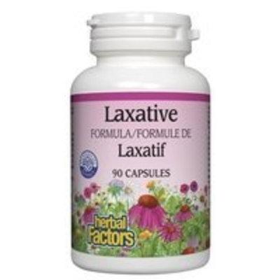 Natural Factors Regularity (Laxative Formula) Capsules, 90-Count